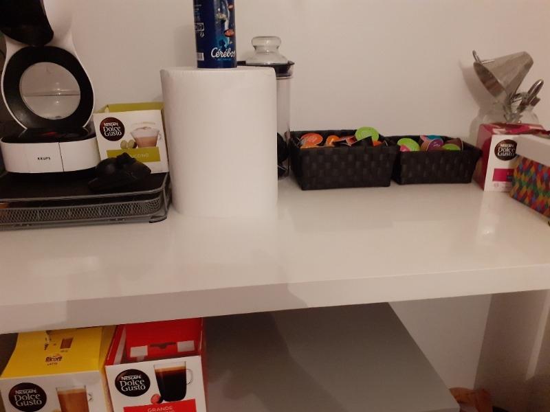 Recyclage, Récupe & Don d'objet : 2 buffet bas  de cuisine + 1 banc + 1 table de bar