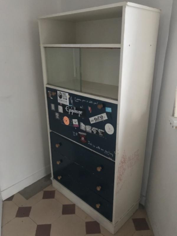 Recyclage, Récupe & Don d'objet : armoire / meuble