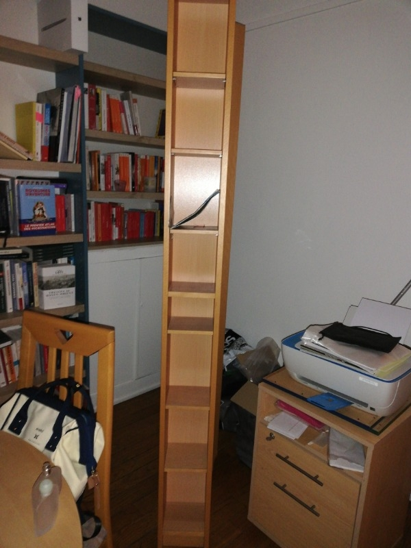 Recyclage, Récupe & Don d'objet : 2 petites bibliothèques