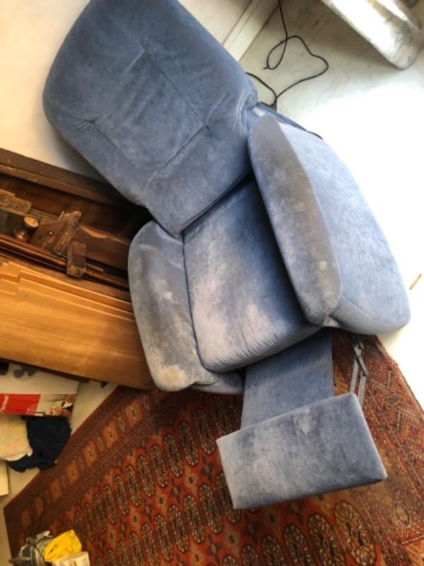 Recyclage, Récupe & Don d'objet : fauteuil confort electrique