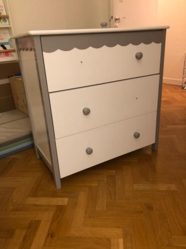 Recyclage, Récupe & Don d'objet : commode