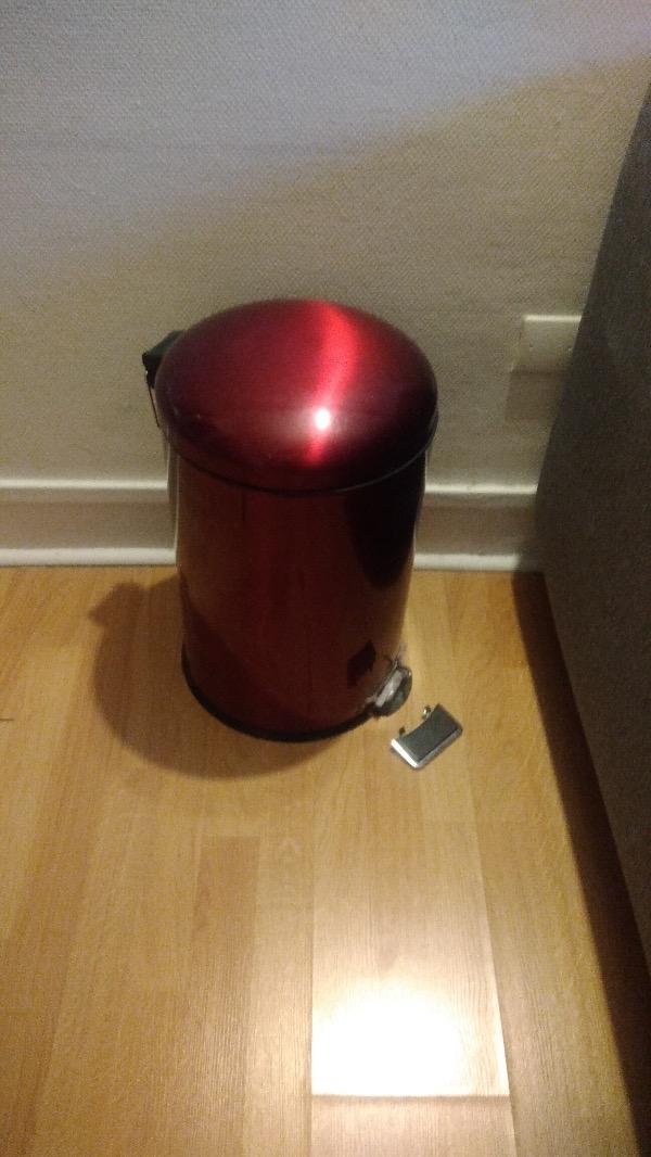 Recyclage, Récupe & Don d'objet : poubelle