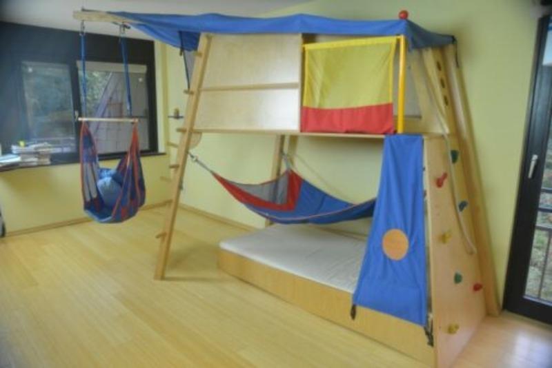 Recyclage, Récupe & Don d'objet : lit enfant cabane