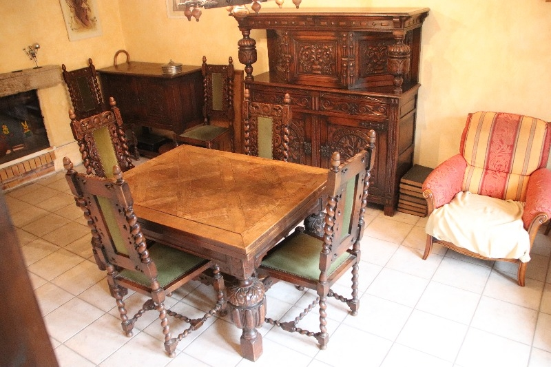 Recyclage, Récupe & Don d'objet : meuble salle ? manger