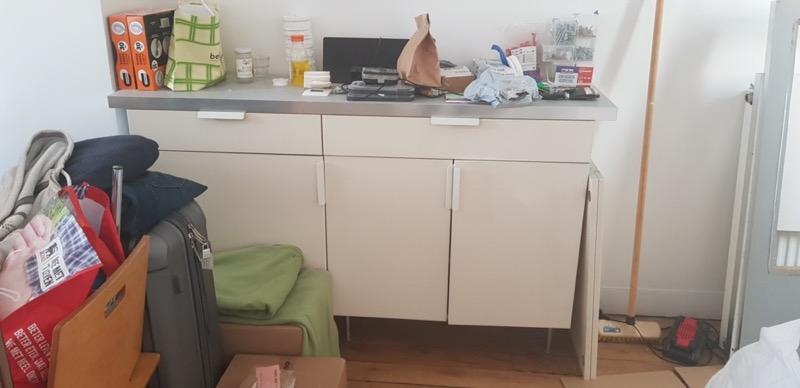 Recyclage, Récupe & Don d'objet : cuisine ikea