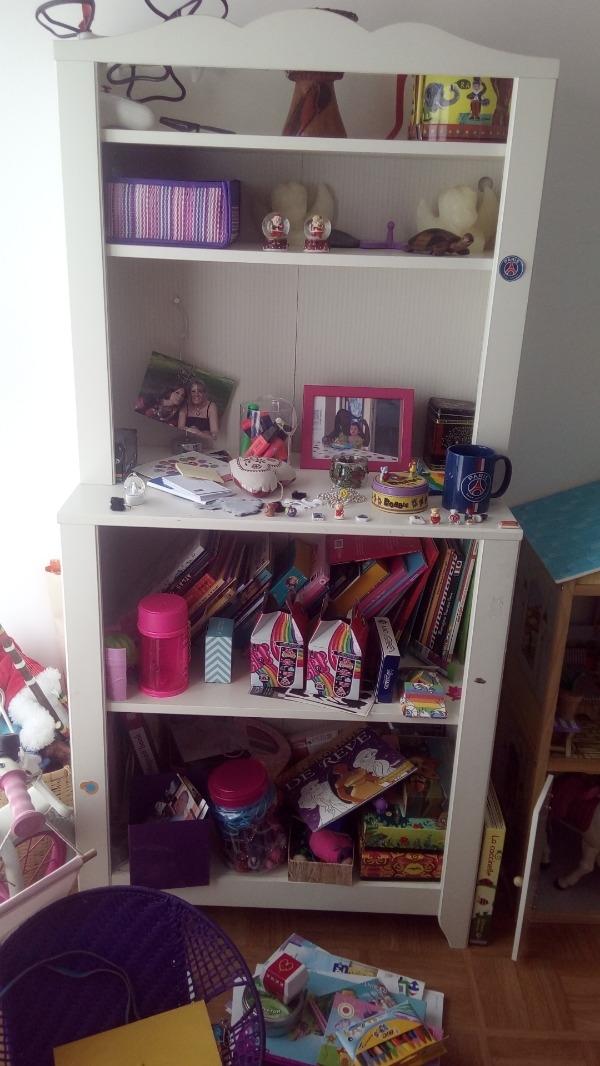 Recyclage, Récupe & Don d'objet : meuble chambre enfant
