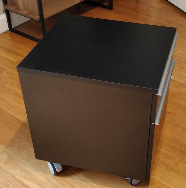 Recyclage, Récupe & Don d'objet : caisson 2 tiroirs