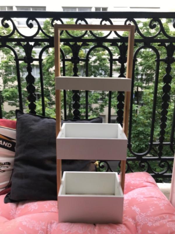 Recyclage, Récupe & Don d'objet : petit mobilier s2b