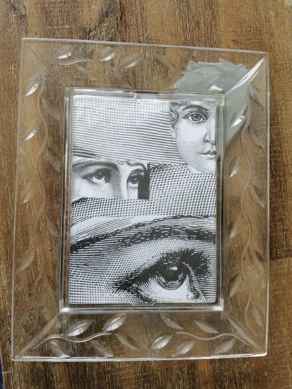 Recyclage, Récupe & Don d'objet : cadre en verre 10x15