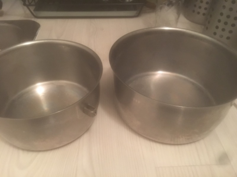 Recyclage, Récupe & Don d'objet : casserole sans manche