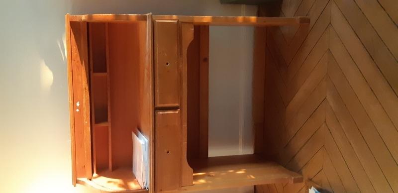 Recyclage, Récupe & Don d'objet : petit bureau