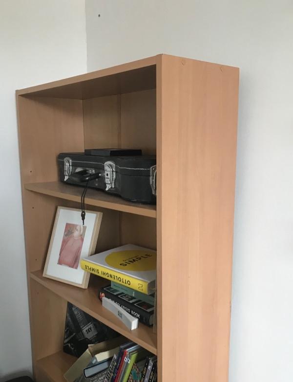 Recyclage, Récupe & Don d'objet : étagère / bibliothèque