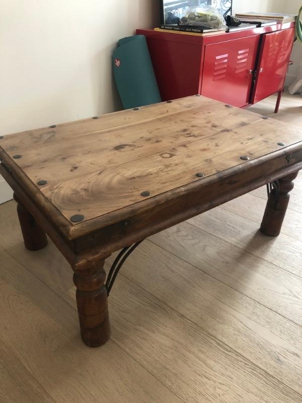 Recyclage, Récupe & Don d'objet : table blasse