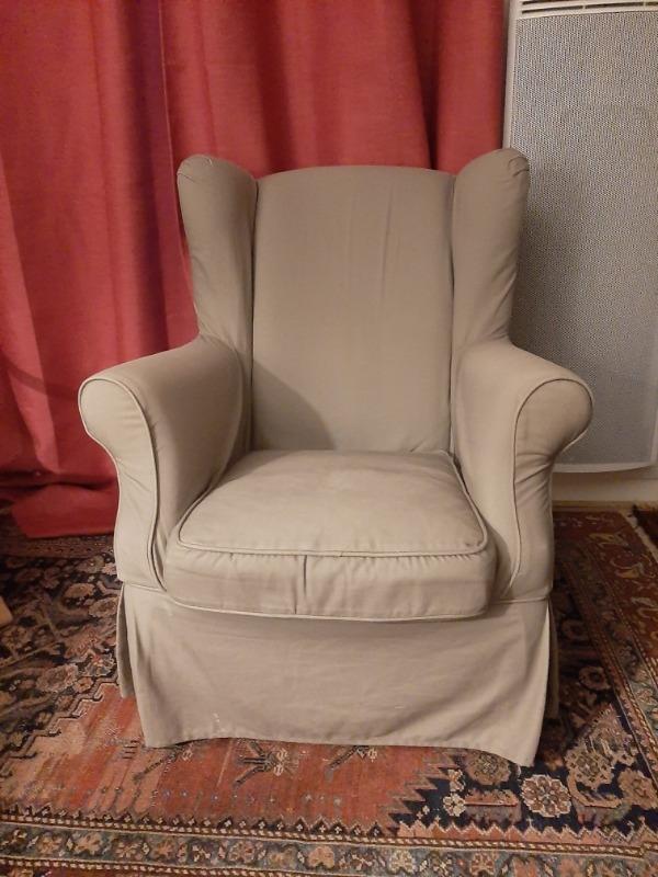 Recyclage, Récupe & Don d'objet : paire de fauteuils