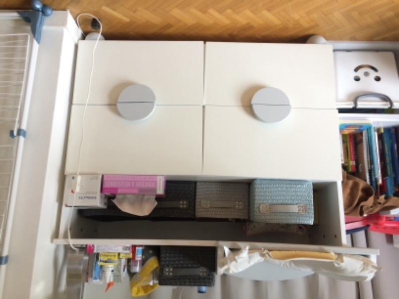 Recyclage, Récupe & Don d'objet : commode table à langer