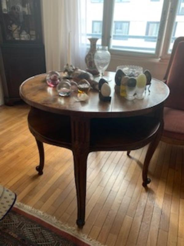 Table ronde - Maison - Déco