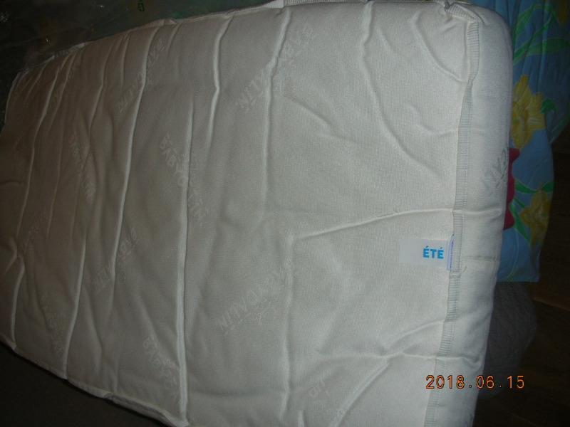 Recyclage, Récupe & Don d'objet : matelas pour lit enfant