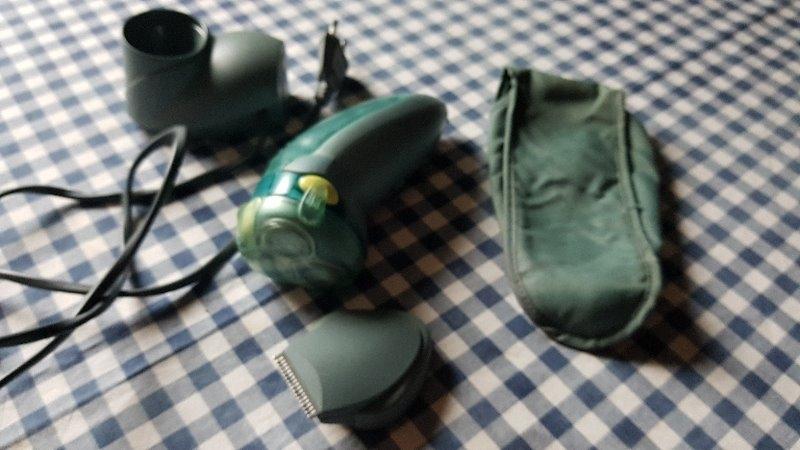 Recyclage, Récupe & Don d'objet : rasoir éléctrique philips