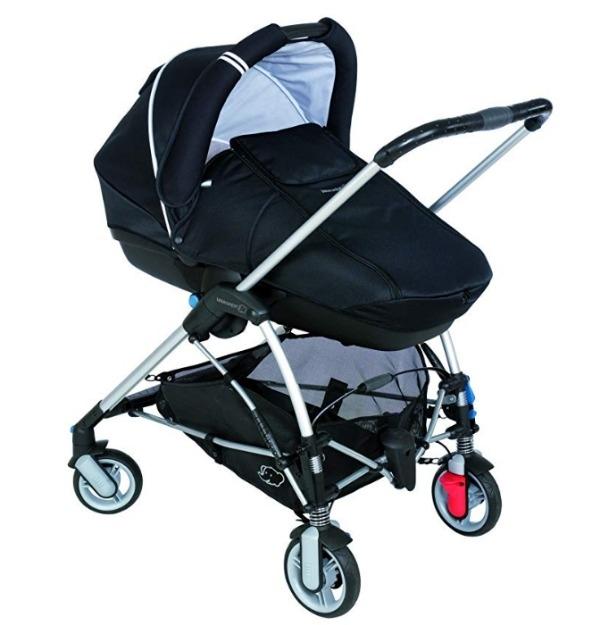 Recyclage, Récupe & Don d'objet : poussette, cosy, landau, trio bébé confort