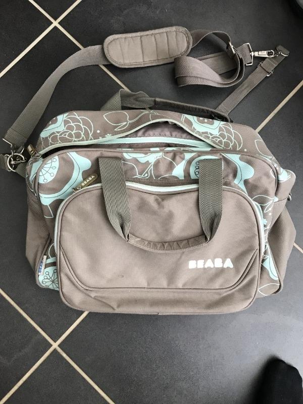 Recyclage, Récupe & Don d'objet : sac à langer