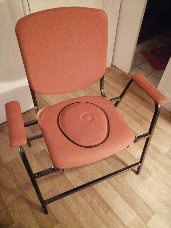 Recyclage, Récupe & Don d'objet : siège percé