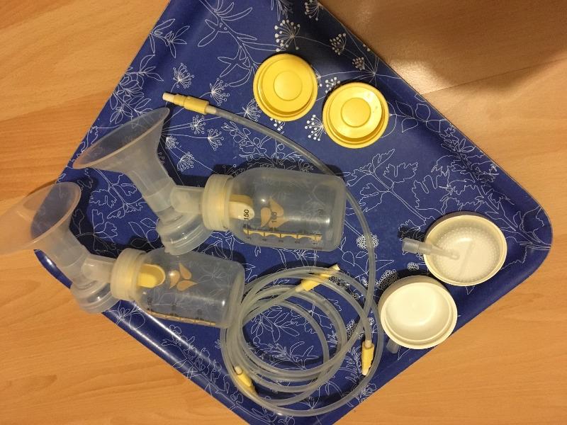 Recyclage, Récupe & Don d'objet : accessoires pour tire-lait électrique mede...