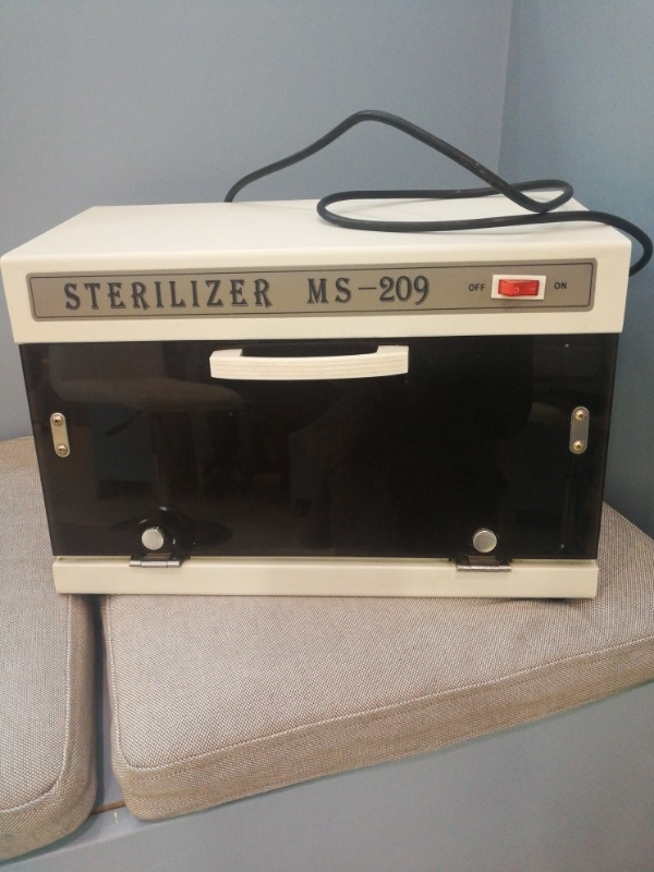 Recyclage, Récupe & Don d'objet : machine stérilisateur