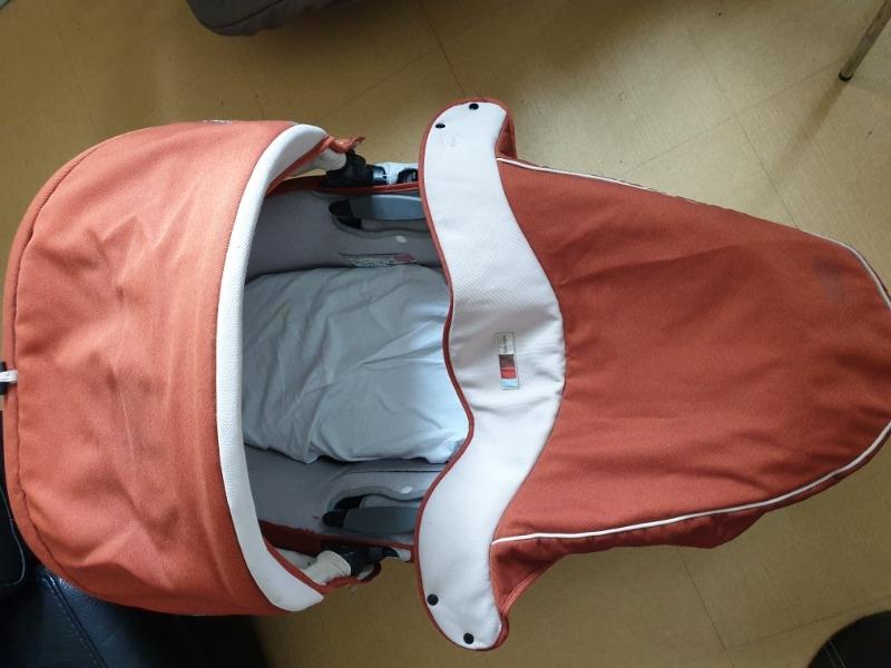 Recyclage, Récupe & Don d'objet : nacelle bébé confort