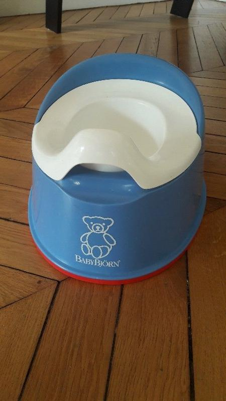 Recyclage, Récupe & Don d'objet : babybjorn toilet