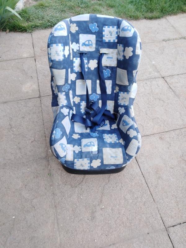 Recyclage, Récupe & Don d'objet : siège enfant