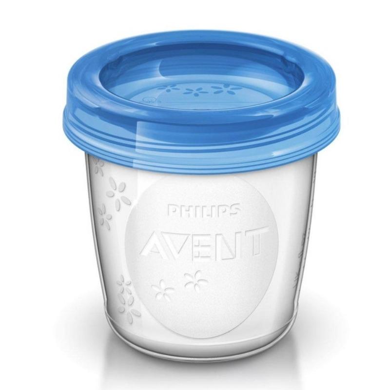 Recyclage, Récupe & Don d'objet : bebe - pots de conservation pour lait mate...
