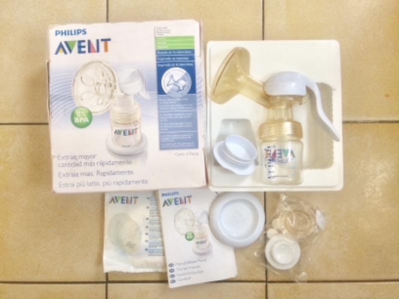 Recyclage, Récupe & Don d'objet : tire lait manuel