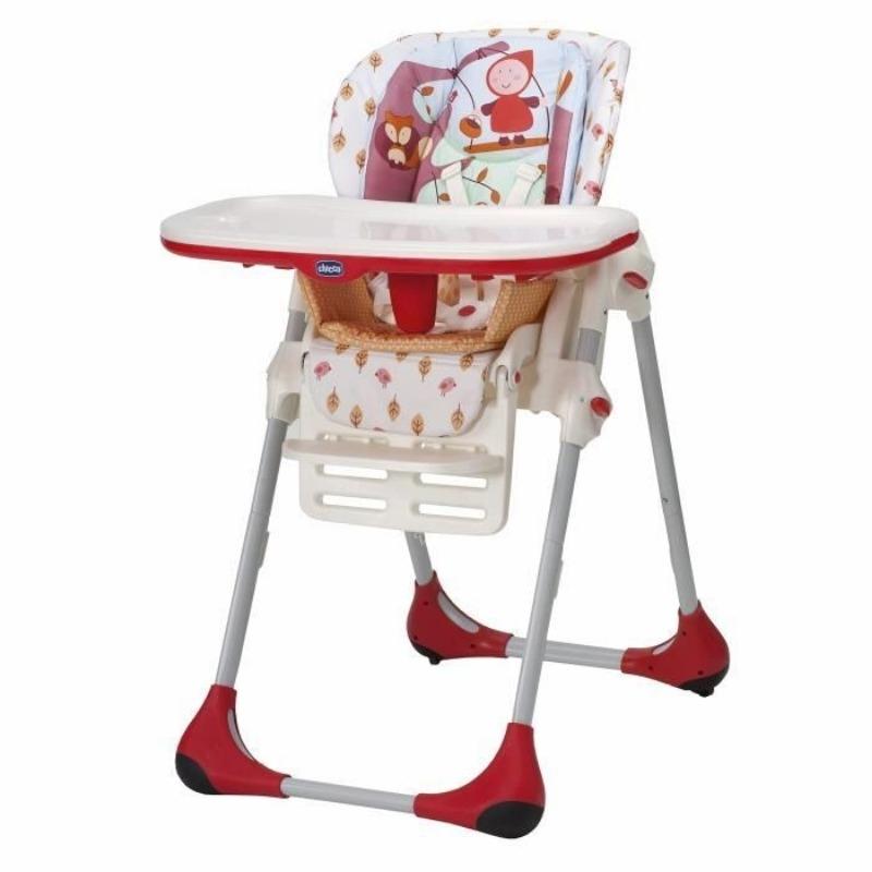 Recyclage, Récupe & Don d'objet : chaise haute de la marque chicco