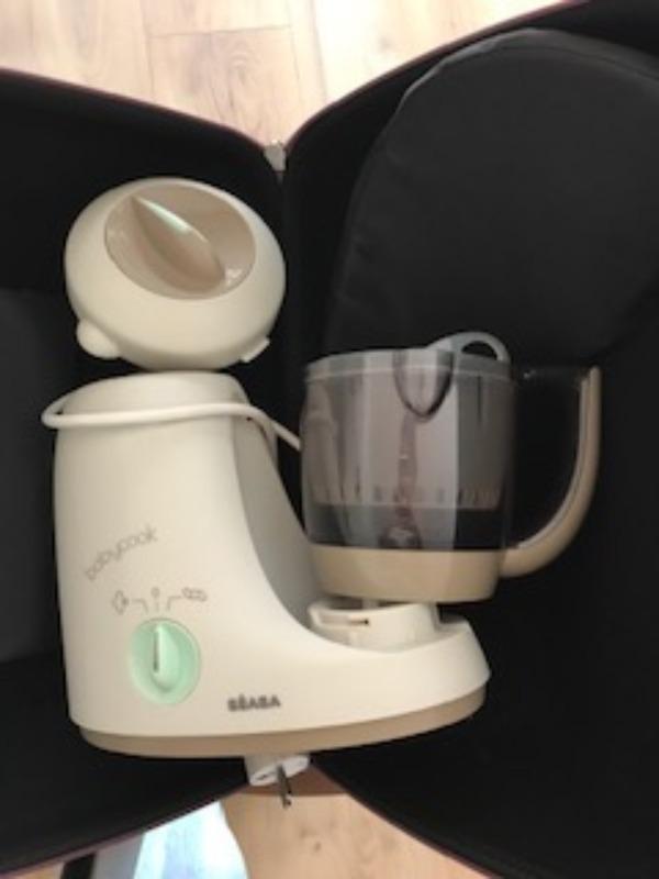 Recyclage, Récupe & Don d'objet : robot babycook de béaba