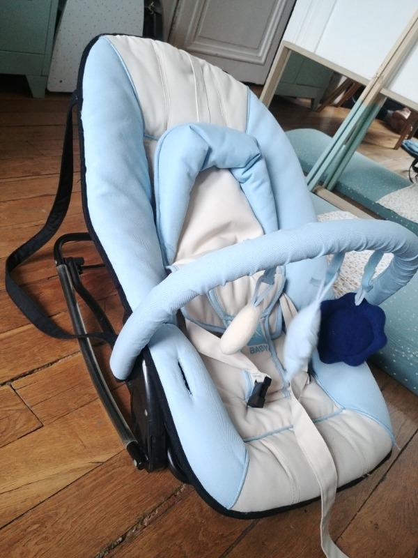 Recyclage, Récupe & Don d'objet : transat bebe