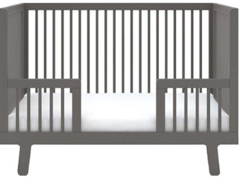 Recyclage, Récupe & Don d'objet : lit bébé à barreaux oeuf sparrow