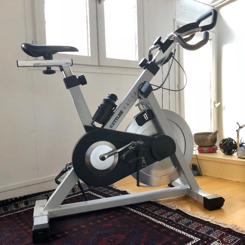 Recyclage, Récupe & Don d'objet : vélo d'appartment kettler