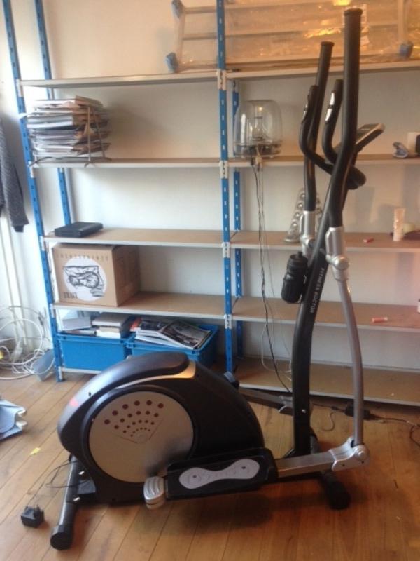 Recyclage, Récupe & Don d'objet : vélo elliptique dragon