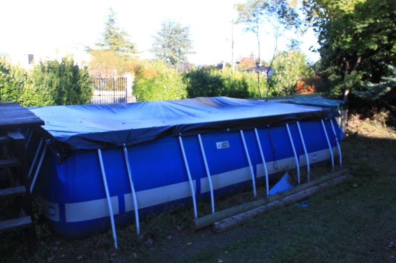 Recyclage, Récupe & Don d'objet : piscine hors sol