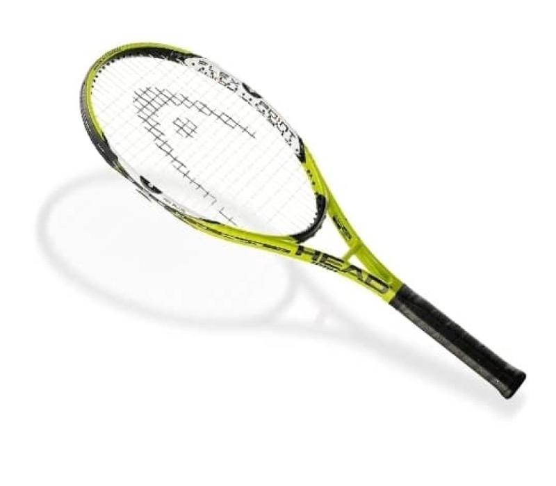 Recyclage, Récupe & Don d'objet : raquette de tennis flexpoint head