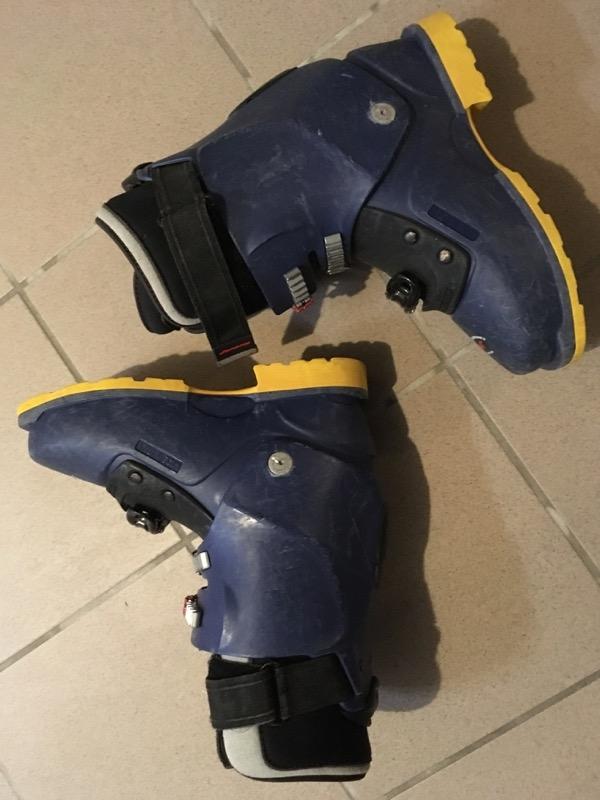 Recyclage, Récupe & Don d'objet : chaussure ski de rando