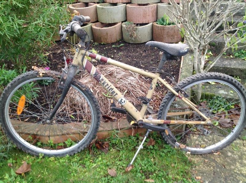 Recyclage, Récupe & Don d'objet : vélo
