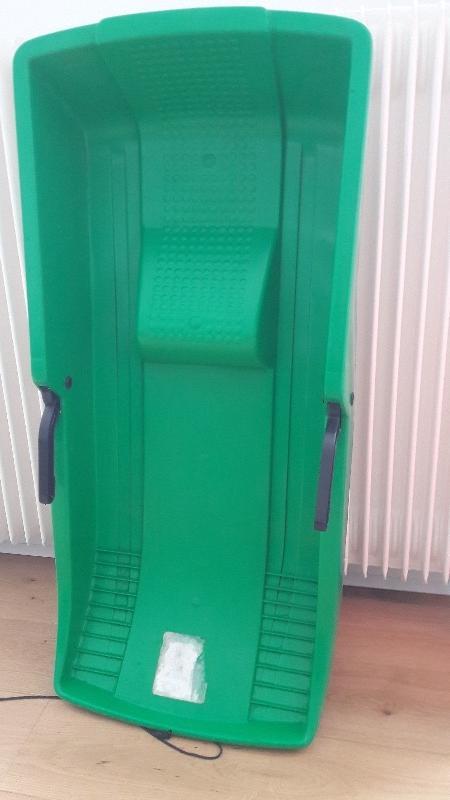 Recyclage, Récupe & Don d'objet : luge