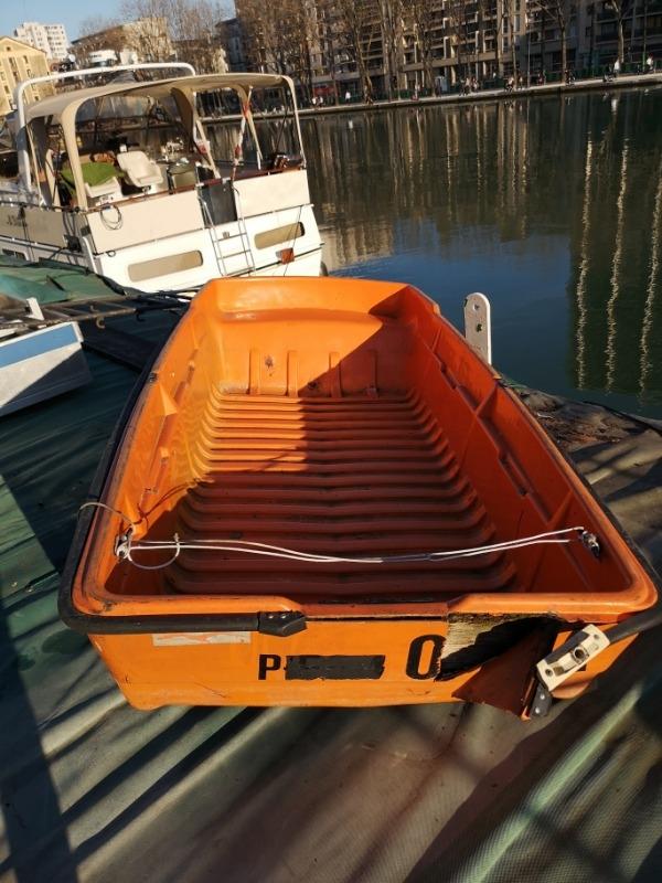 Recyclage, Récupe & Don d'objet : petit bateau