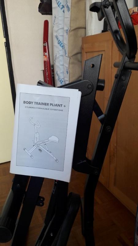 Recyclage, Récupe & Don d'objet : body trainer pliant
