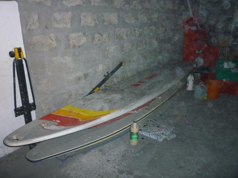 Recyclage, Récupe & Don d'objet : 2 planches à voile complète