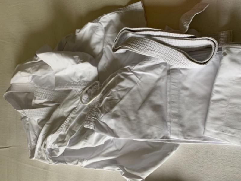 Recyclage, Récupe & Don d'objet : kimono judo 10 -12 ans
