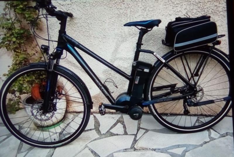 Recyclage, Récupe & Don d'objet : vélo vtt électrique