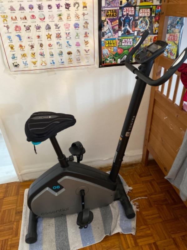 Recyclage, Récupe & Don d'objet : vélo de gym électrique
