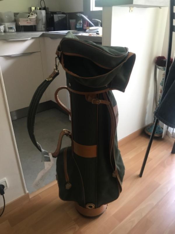 Recyclage, Récupe & Don d'objet : club de golf